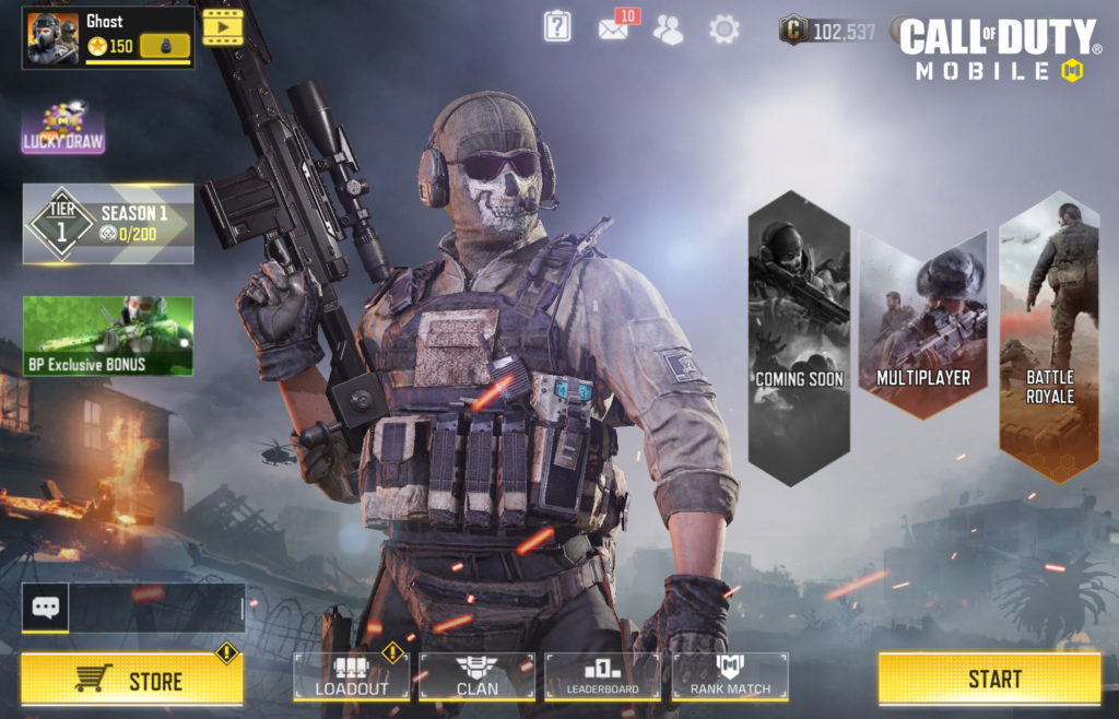 Download Call Of Duty Mobile Apk Mod Obb File Techravy